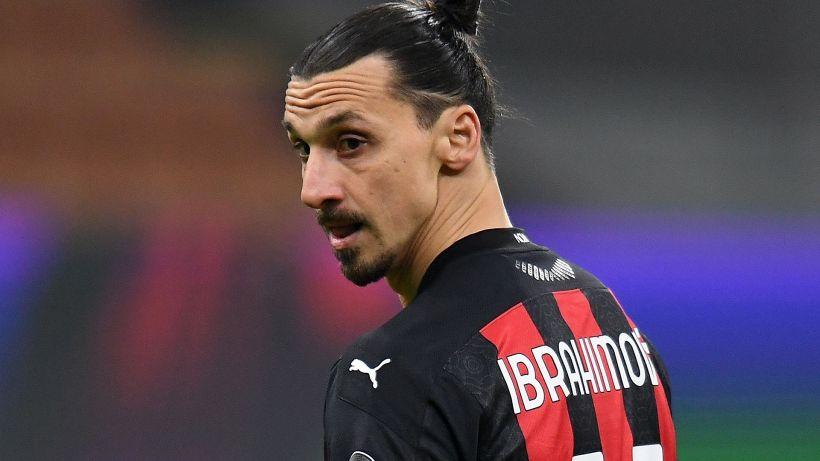 Mercato Milan, Zlatan Ibrahimovic parla del suo futuro