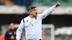 Roma-Hellas Verona, la conferenza stampa di Ivan Juric