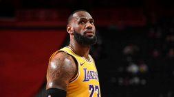 Davis non c'è, Lakers alla deriva: festa Suns