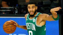NBA, Boston Celtics: Jayson Tatum tornerà in campo domani contro Chicago