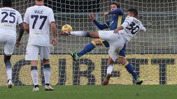 Serie A, Junior Messias parla della stagione del Crotone