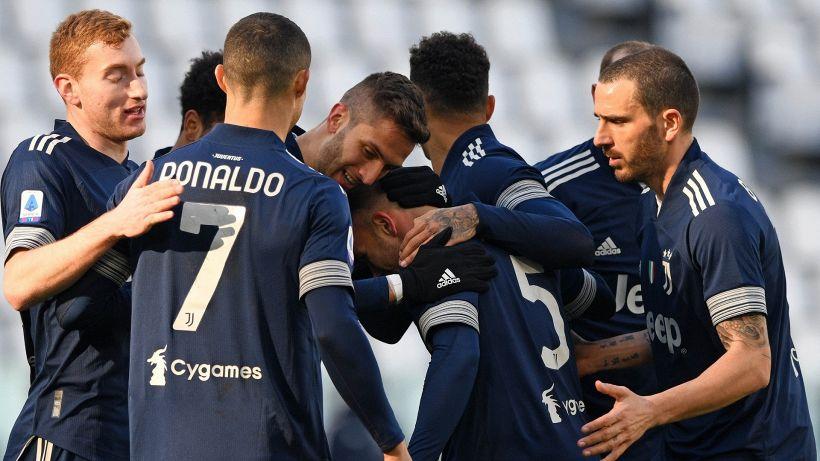 La Juve liquida il Bologna e torna in corsa per lo scudetto