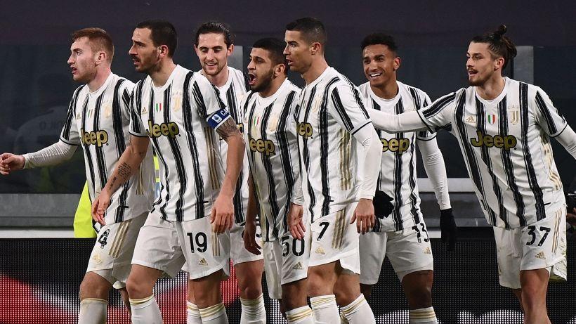 Coppa Italia, Juve ai quarti soffrendo: decide il giovane Rafia