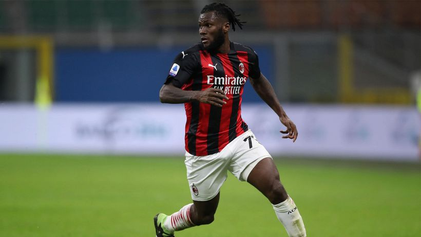 """Kessié ne è sicuro: """"Milan, vinciamo il derby e torniamo in testa"""""""