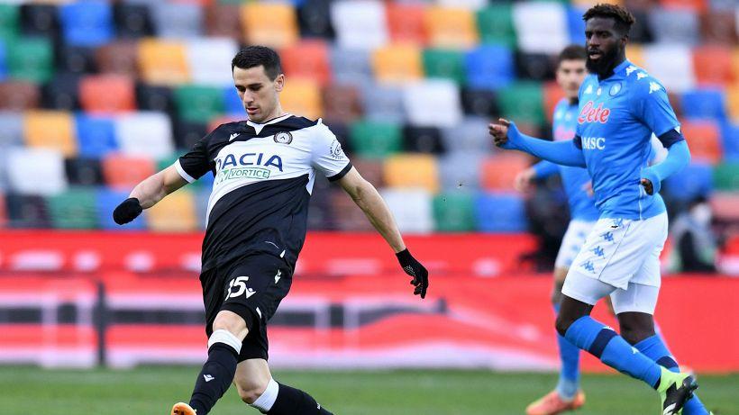 Bakayoko al 90': il Napoli si rialza ad Udine