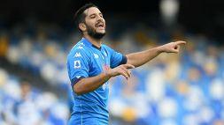 Napoli, sollievo Manolas: si è allenato in gruppo