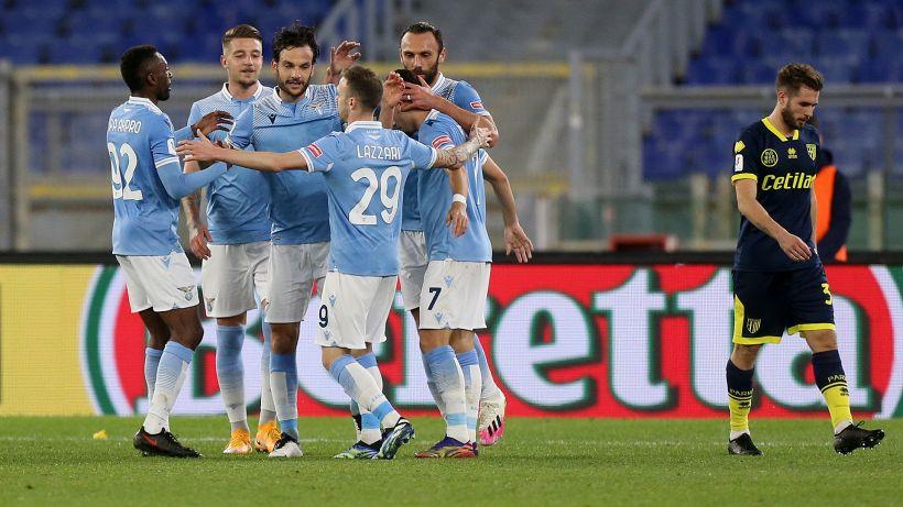 Coppa Italia: Muriqi e il palo mandano la Lazio ai quarti