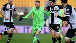 Parma-Lazio, le parole di Lazzari