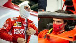 F1, Ferrari: deciso il programma dei test di Leclerc e Sainz