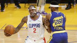 Kawhi Leonard si sfoga dopo la sconfitta con i Golden State Warriors