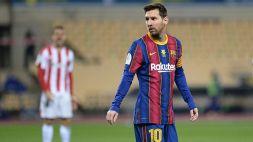 Lionel Messi, il contratto che ha mandato sul lastrico il Barcellona