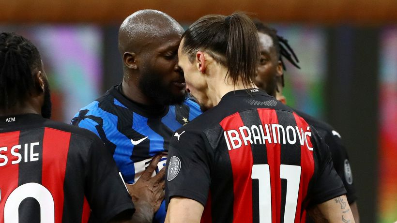 Scontro Ibrahimovic-Lukaku: referto alla Procura Federale