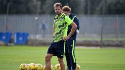 Lazio, riecco Lulic: Inzaghi spera di schierarlo nel derby