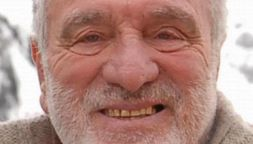 Morto a 91 anni Cesare Maestri: alpinista, scrittore e partigiano
