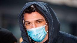Milan, Mario Mandzukic gelido su Maurizio Sarri