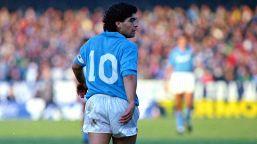 """Maradona Jr: """"Napoli-Juventus? Papà imprecava in napoletano"""""""