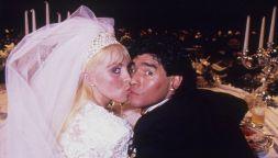 Eredità Maradona,la lotta non si placa: Claudia Villafane accusa