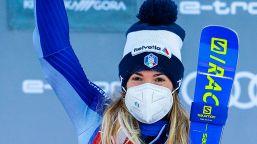 Sci, Bassino vince anche il secondo gigante di Kranjska Gora