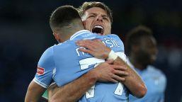 Lazio in rimonta sul Sassuolo, decide il solito Immobile