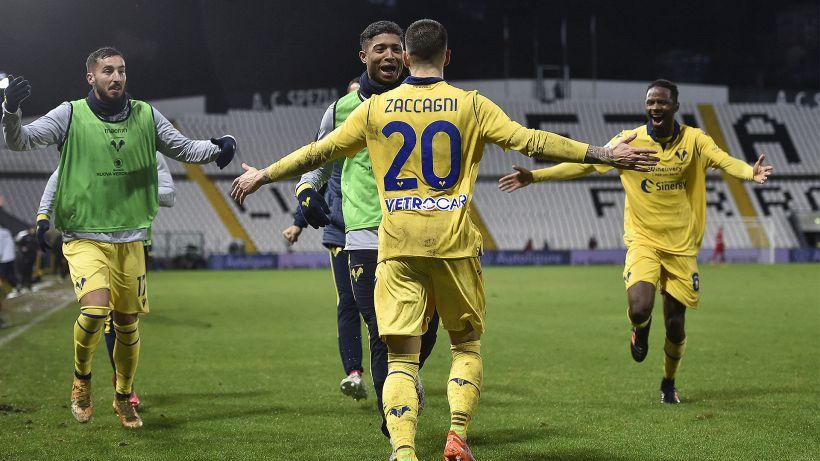 L'agente di Zaccagni mette pressione al Verona