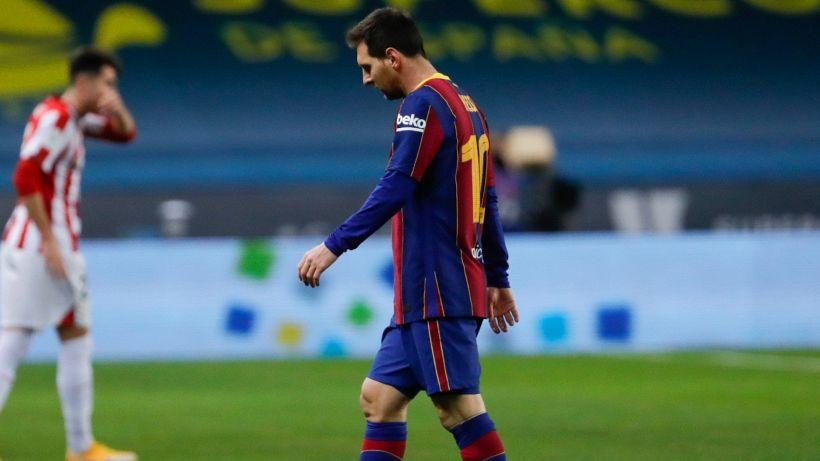 Liga, Barcellona: arriva la decisione del giudice sportivo su Messi