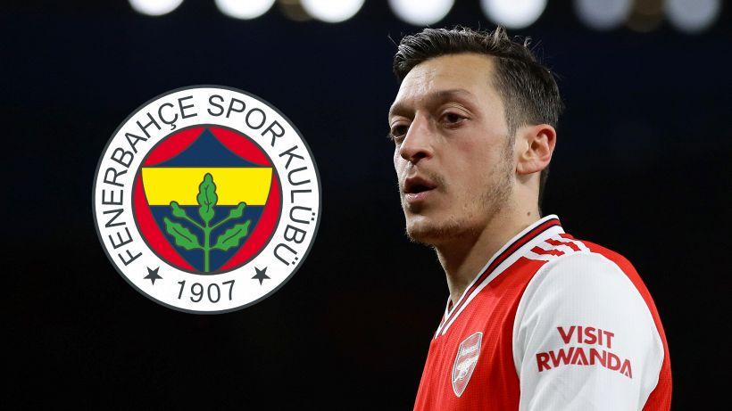 Özil è un giocatore del Fenerbahçe