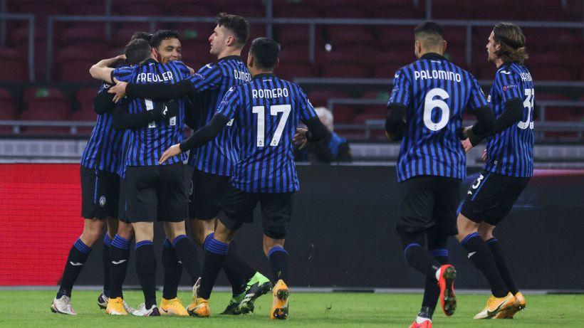 Atalanta-Cagliari 3-1: dominio Dea, quarti conquistati