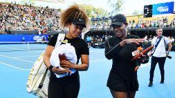 Tennis: Serena Williams batte Osaka nel super tiebreak di Adelaide