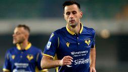 Spezia-Verona, le formazioni ufficiali: Kalinic torna e gioca