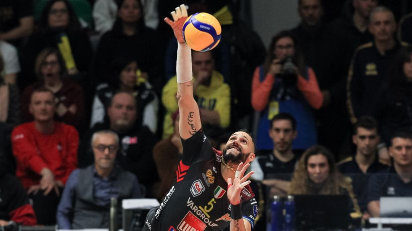 Superlega, weekend si parte con gli ottavi dei playoff