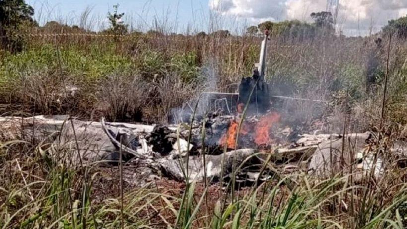 Brasile, cade l'aereo: morti 4 calciatori e il presidente del Palmas