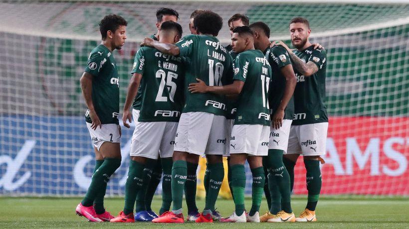Copa Libertadores: Palmeiras in finale