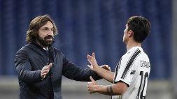 Mercato Juventus: nuova data per rinnovo Dybala