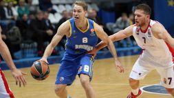 Basket: Reggio Emilia: colpo Petteri Koponen dal Bayern Monaco