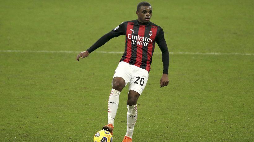 Pierre Kalulu: il talento francese tra Milan, Ibrahimovic e Pioli