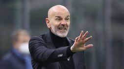 Milan: i convocati di Pioli per lo United