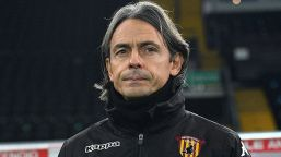 """Benevento, Inzaghi: """"Napoli fantastico, andrà in Champions League"""""""