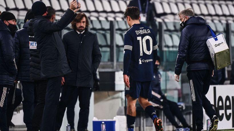 Juventus, Pirlo aggiorna su Dybala e dà un retroscena di mercato