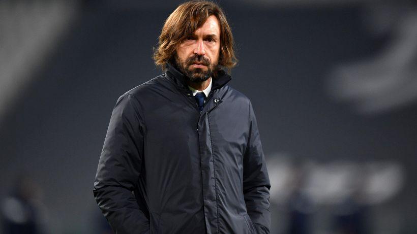 """Inter-Juventus, Pirlo lancia Chiellini: """"È pronto, ha voglia di giocare"""""""