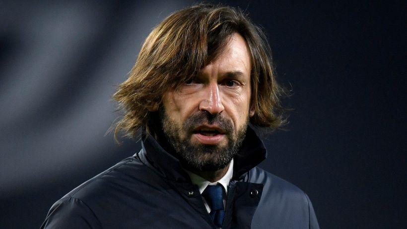 Juventus, Andrea Pirlo deluso striglia la squadra
