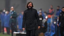 """Juventus, Pirlo accetta il paragone: """"Potete chiamarmi allegriano"""""""