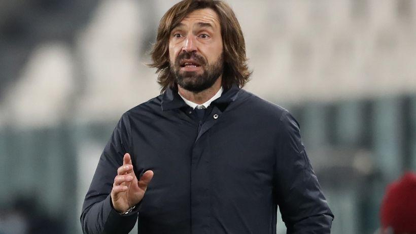 Juventus, Andrea Pirlo lancia la sfida all'Inter