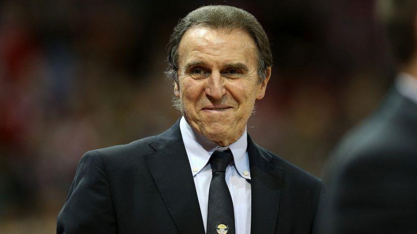 Basket, Recalcati: La Serie A di quest'anno è un campionato nato male e completamente sbagliato