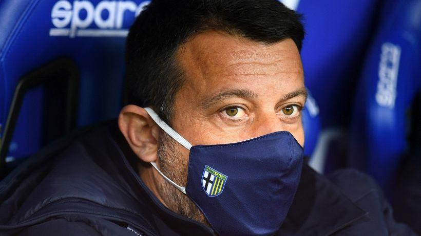 "Parma, D'Aversa: ""Grande sconforto"""