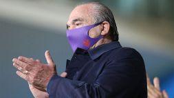 """Fiorentina, Commisso accoglie Gattuso: """"È ritornato l'entusiasmo"""""""