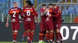 Serie A, la Roma (senza Dzeko) vince in extremis con lo Spezia