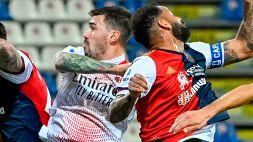 Giallo pesante per Romagnoli: salterà Milan-Atalanta