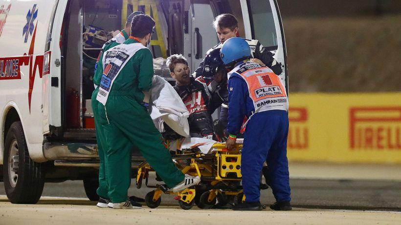 """F1, Grosjean: """"La mia vita è cambiata dopo l'incidente"""""""
