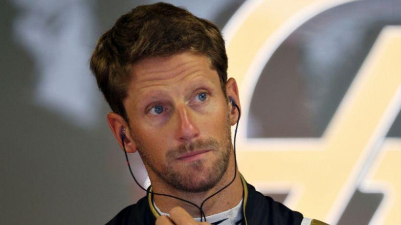 F1: Grosjean correrà nella IndyCar Series con la Dale Coyne Racing