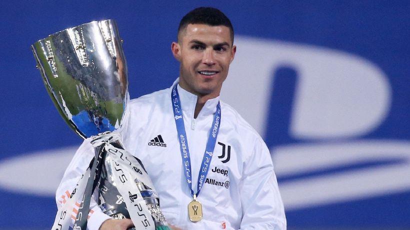 Cristiano Ronaldo scatenato: nuovo record e messaggio a Inter e Milan